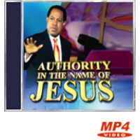 Authority in the name of Jesus