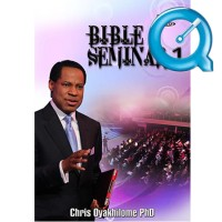 Bible Seminar Vol.1  Part 1 (Mpeg format)