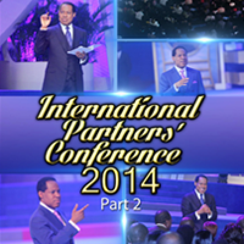 International Partners' Conference 2014 Part 2