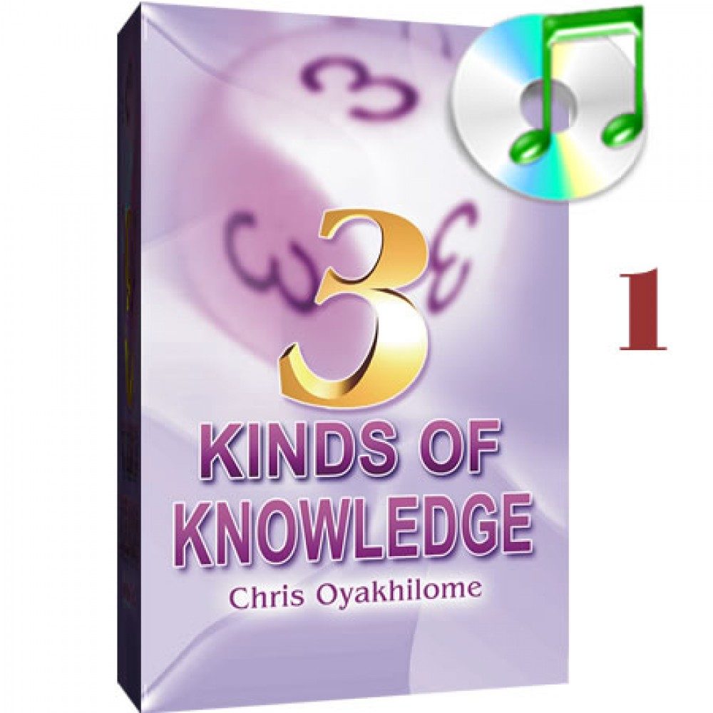 3 Kinds of Knowledge 5