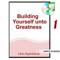 Building Yourself For Greatness