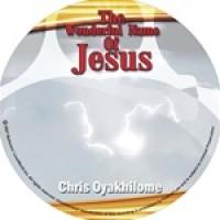 The Wonderful Name of Jesus 1