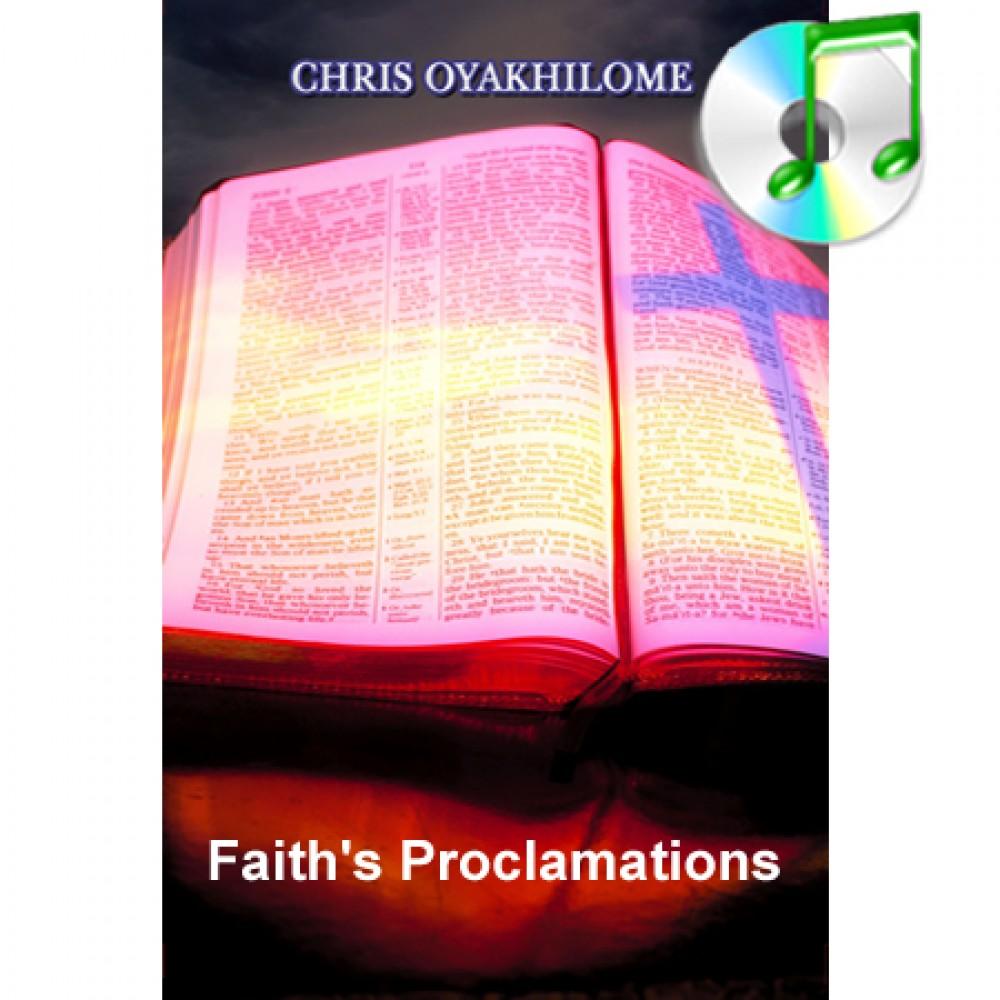 Faith Proclamations 2