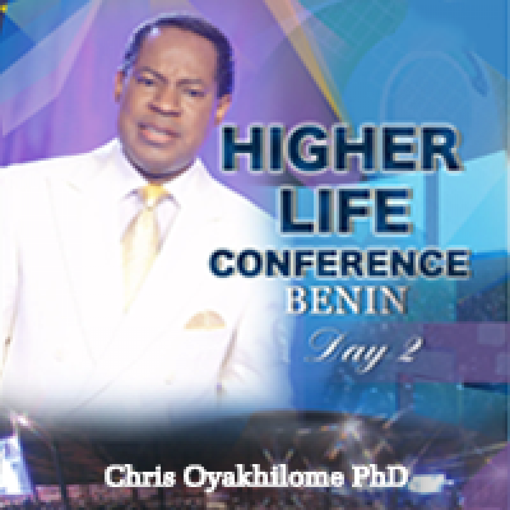 Higher Life Conference Benin Day 2