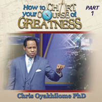 How to Chart Your Course of Greatness Part 1