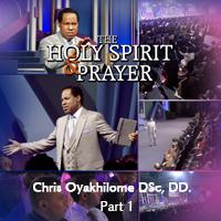 The Holy Spirit and Prayer Part 1