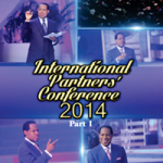 International Partners' Conference 2014 Part 1