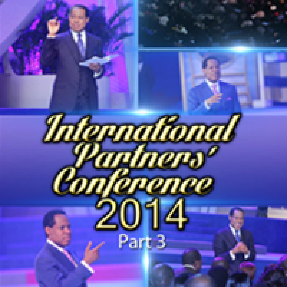 International Partners' Conference 2014 Part 3