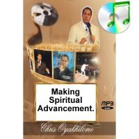 Making Spiritual Advancement