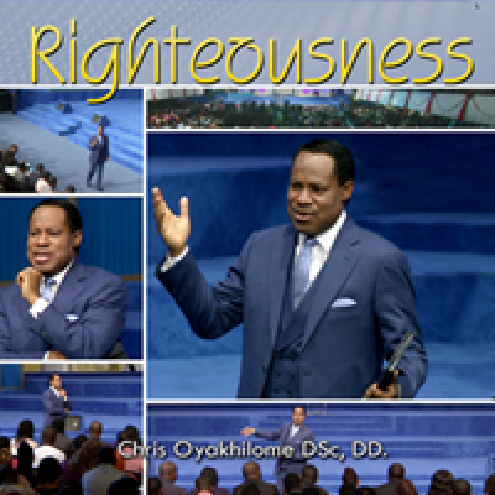 Righteousness Part 1