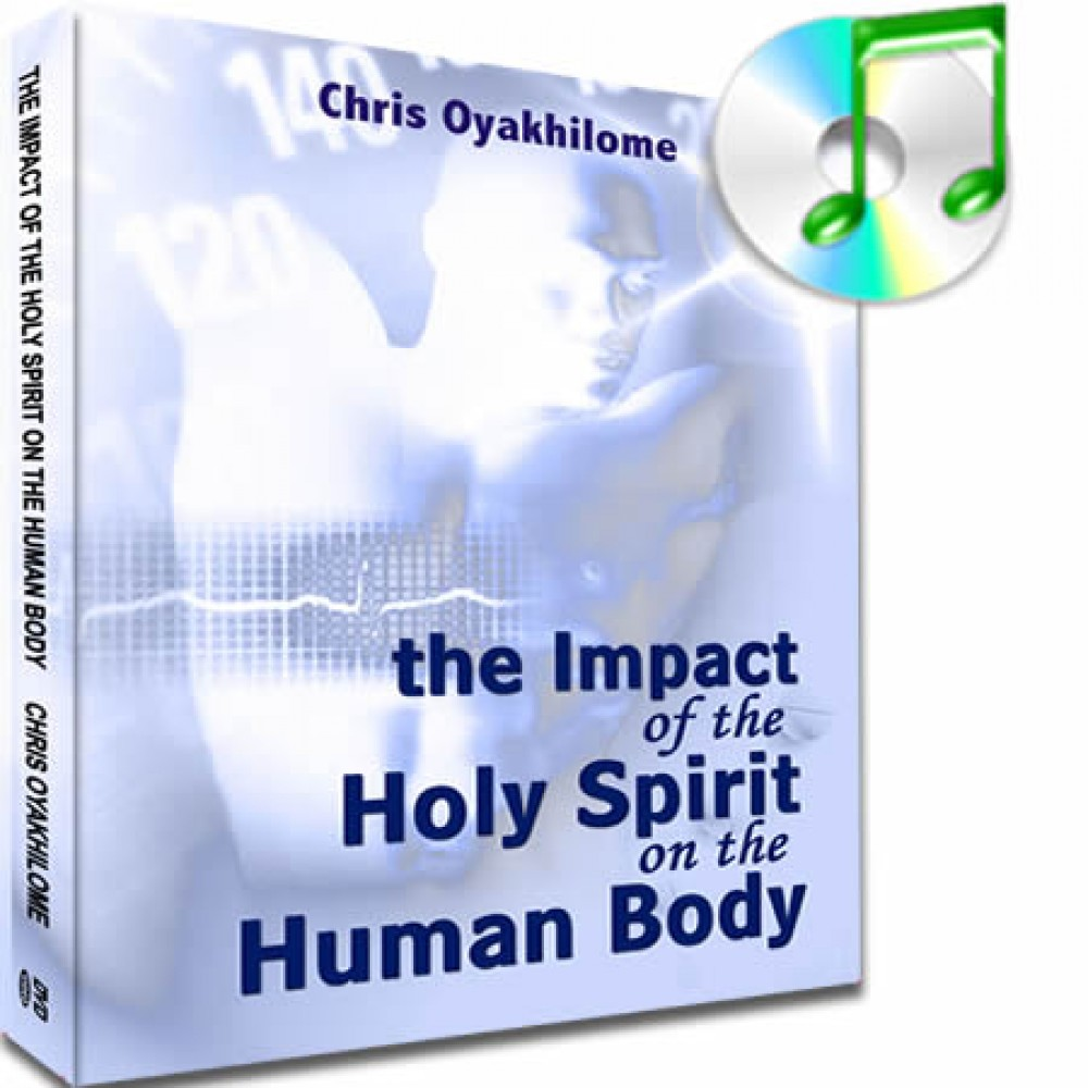 The Impact of The Holy Spirit on The Human Body 1