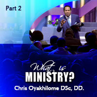 What is Ministry Part 2
